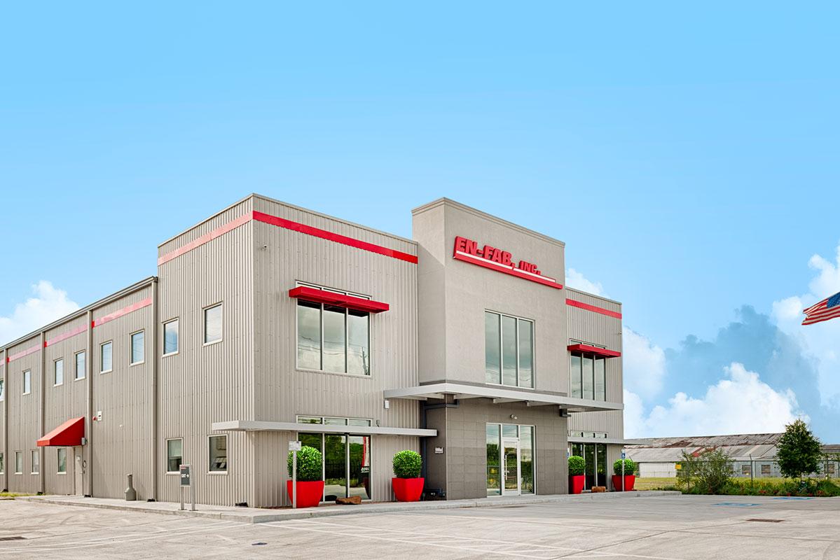 En-Fab Inc. Corporate Office
