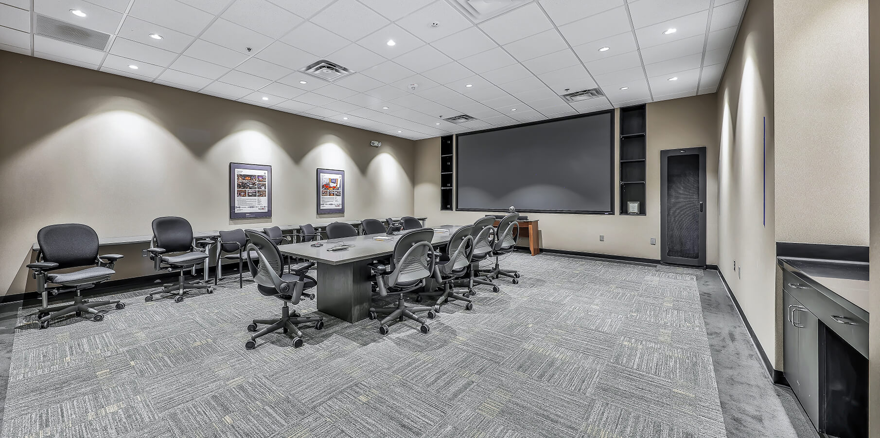 Ford Audio Video, Commercial Office Buildout